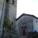 La chiesa e il campanile