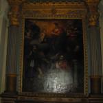 Particolare della chiesa parrocchiale