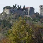 L'antica fortezza di Sassi di Sopra