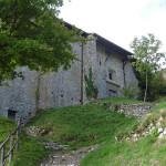 La chiesa di Sassi di Sopra